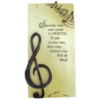 Aplică ,, Speranța mea este numai Hristos ''