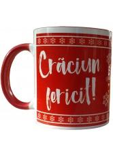 Cană - Crăciun - Fiindcă atât de mult a iubit Dumnezeu lumea...