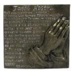 Aplică - Rugaciunea TATAL NOSTRU  ,, Tatal nostru care esti in ceruri ....'' Matei 6.9-13