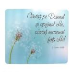 Suport mouse -  1 Cronici 16:11.