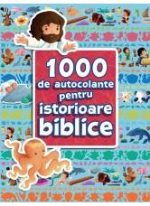 1000 de autocolante pentru istorioare biblice - Sherry Brown & Sandrine L'amour