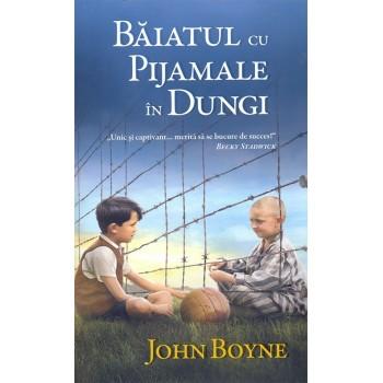 Băiatul cu pijamale în dungi - John Boyne