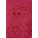 Biblia pentru femei Roz MICĂ