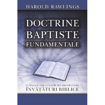 Doctrine baptiste fundamentale - Harold Rawlings