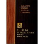 Galateni, Efeseni, Filipeni, Coloseni. Biblia cu predici și schițe pentru predicatori