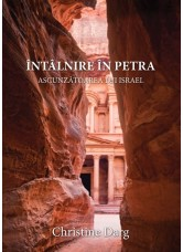 Întâlnire în Petra. Ascunzătoarea lui Israel - Christine Darg