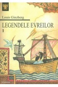 Legendele evreilor vol. 1 - Louis Ginzberg