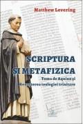 Scriptura și metafizica. Toma de Aquino și renașterea teologiei trinitare - Matthew Levering