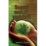 Secrete mari ale rugăciunii - Cameron V. Thomson