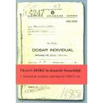 Traian Dorz in dosarele Securitatii. 1. Dosarul de urmarire informativa I 4965/2 vol. - Corneliu Clop
