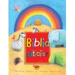Biblia piticilor - Bethan James si Yorgos Sgouros