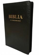 Biblia cu concordanta si index