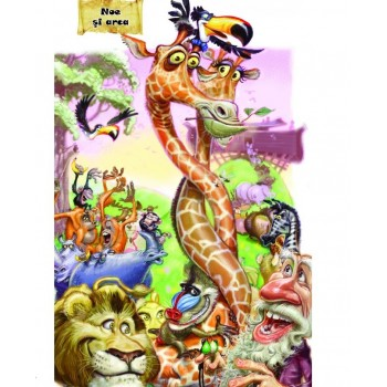 Biblia de studiu pentru copii - coperta cartonata
