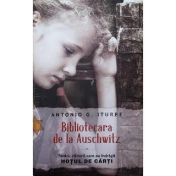 Bibliotecara de la Auschwitz - Antonio G. Iturbe