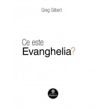 Ce este Evanghelia? (Set 10 brosuri) - Greg Gilbert