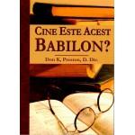Cine este acest Babilon? - Don K. Preston