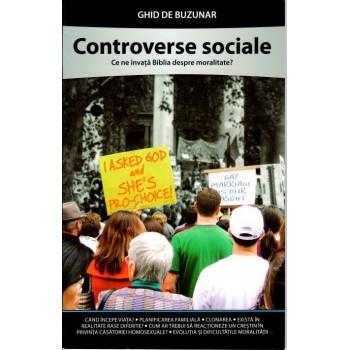 Controverse sociale. Ghid de buzunar