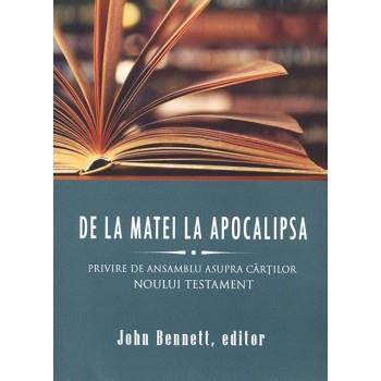 De la Matei la Apocalipsa. Privire de ansamblu asupra cărților Noului Testament