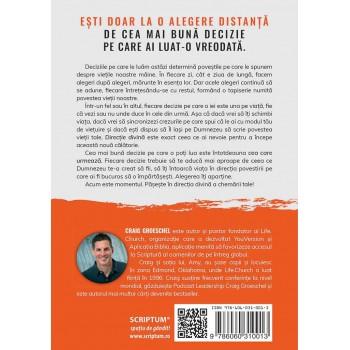 Directie divina. 7 decizii care iti vor schimba viata - Craig Groeschel