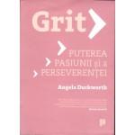 Grit - Puterea pasiunii si a perseverentei - Angela Duckworth