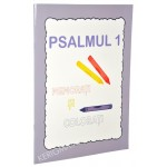 Psalmul 1, memorati si colorati - Arlene Martin