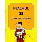 Psalmul 23, carte de colorat - Lester Miller