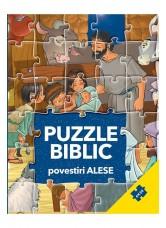 Puzzle biblic povestiri alese