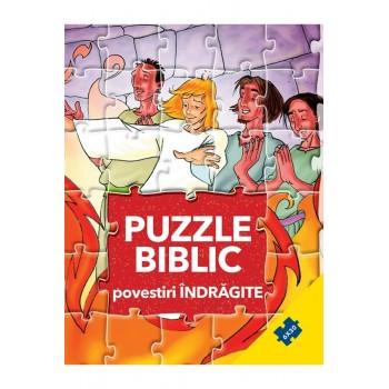 Puzzle biblic povestiri indragite