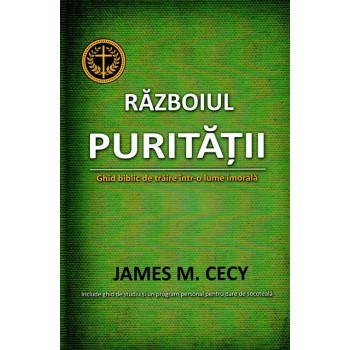 Razboiul puritatii - James M. Cecy