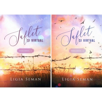 Suflet si virtual. Vol. 1 si 2 - Ligia Seman