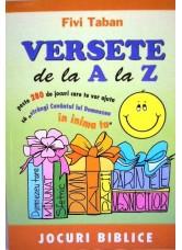 Versete de la A la Z