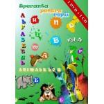 Alfabetul animalelor,  - Speranta pentru copii vol.4